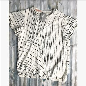 Anthropologie•Dolan• stripped top